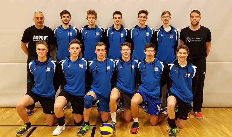 CEV European Championship U20 Men - Faroe Islands